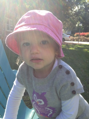 nora in the sun